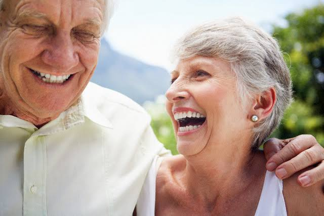 Having a long-term positive partner can help to keep our cognitive abilities intact as we get older.