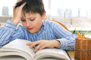 A young child with dyslexia will show signs by age 3