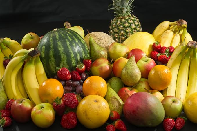 Different type of Fruits