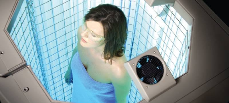 Light therapy can treat psoriasis