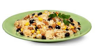 Rice and beans together provide complete protein.