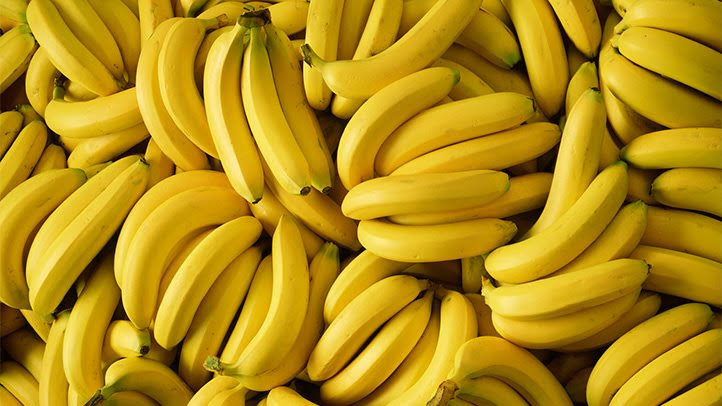 Bananas are known to contain serotonin, but is that likely to improve satisfaction in who eats them?