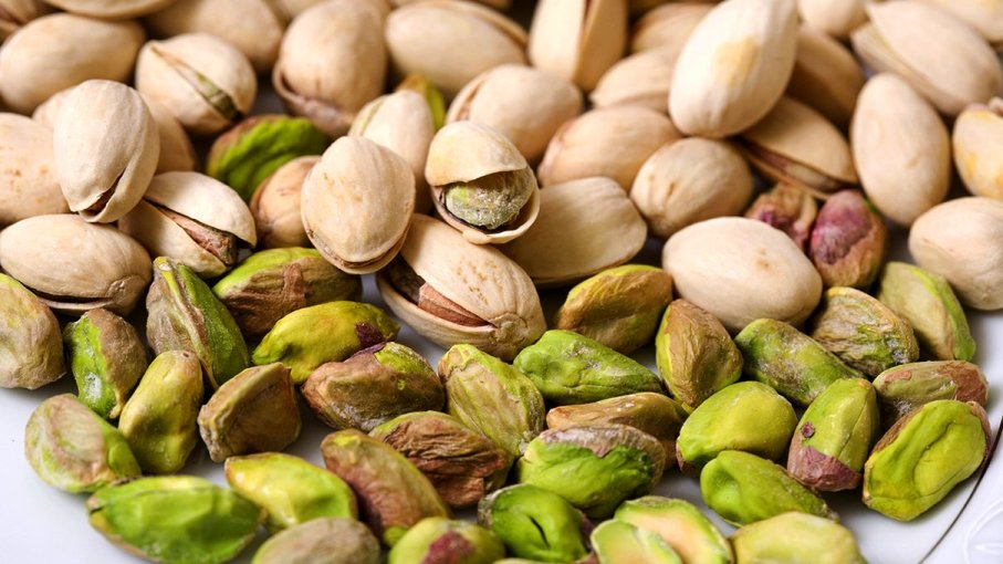 Consuming pistachio nuts may decrease a person's risk of hypertension.