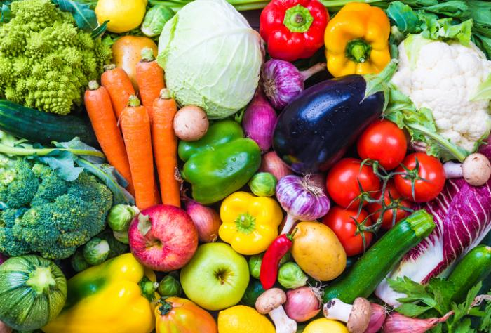 Increasing fruit and vegetable intake may benefit psychological well-being.