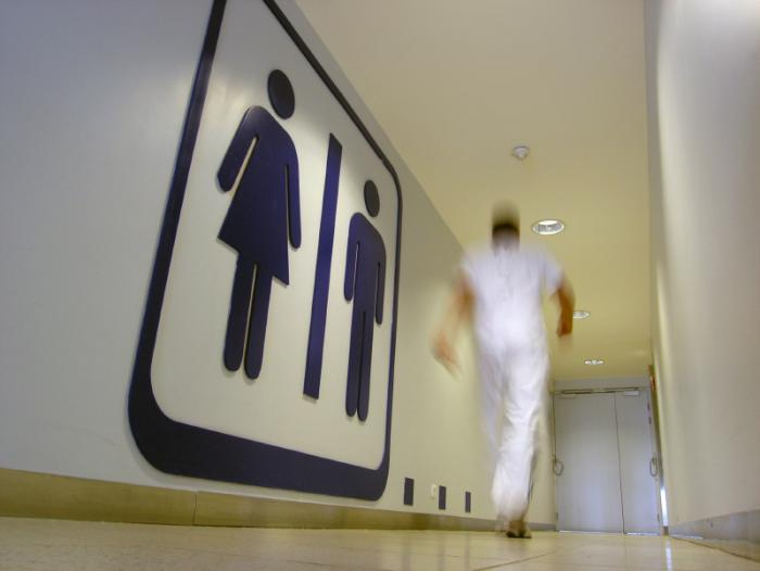 Urinary incontinence is a common problem.