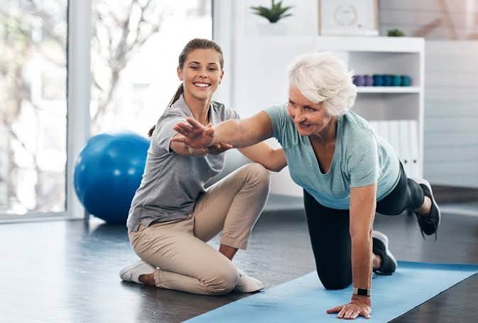 Physical therapy can help people of all ages with a range of conditions.