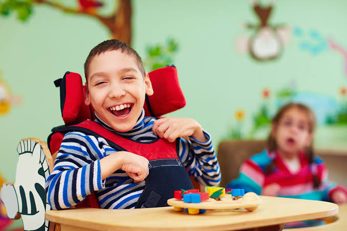 Cerebral palsy does not necessarily affect intelligence.