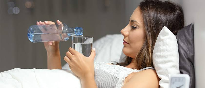 Drinking plenty of fluids and resting may help reduce the severity of symptoms.