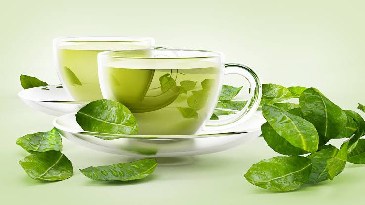 Prepared  Green tea