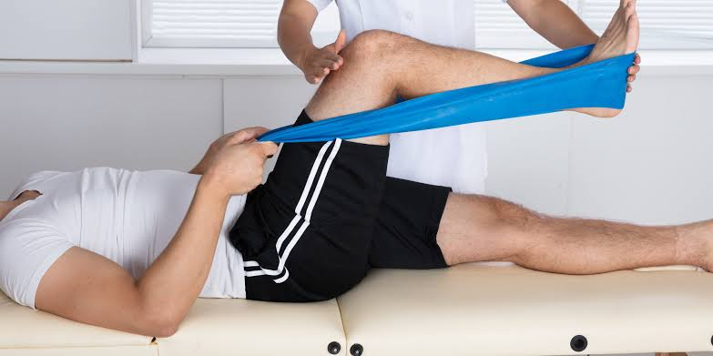 Treatment may involve physical therapy.