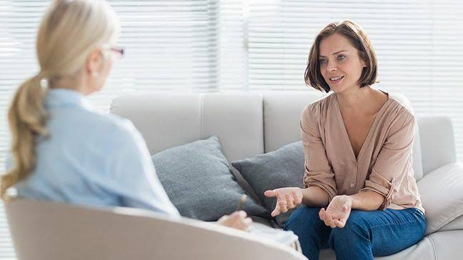 Female Counselor