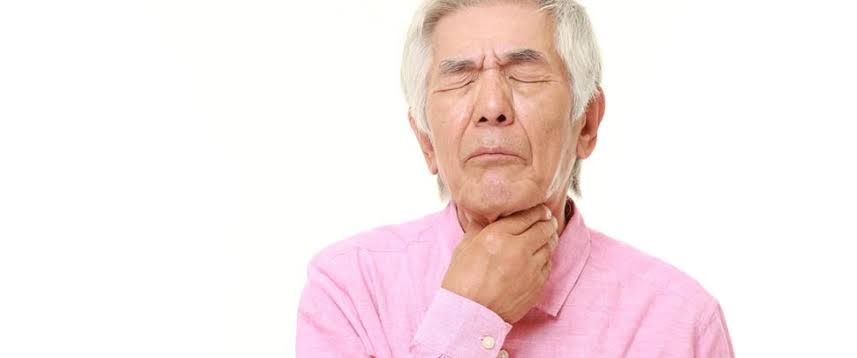 Dysphagia is more common in older adults.