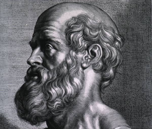 """Hippocrates is considered by many to be the """"father of medicine."""""""