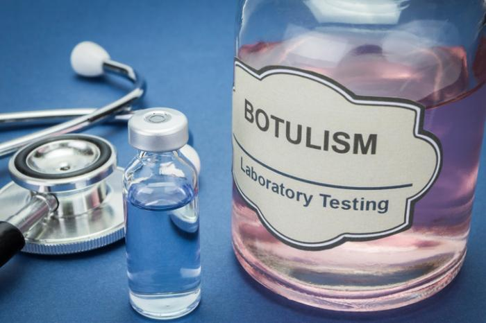 A laboratory will confirm botulism.