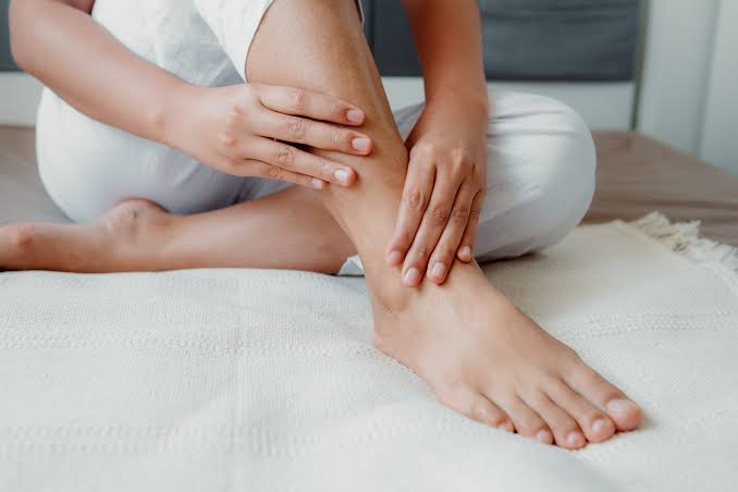 Swelling is a typical symptom of lymphedema and commonly affects legs and arms.
