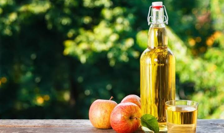 Cider vinegar for males with ED.