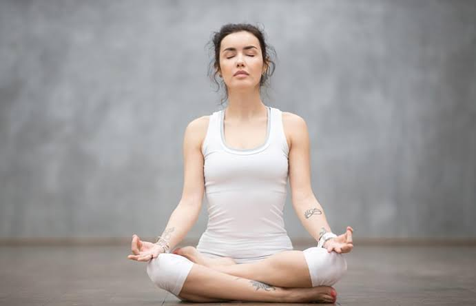 Yoga may help to relieve stress and ease the symptoms of thyroid conditions.