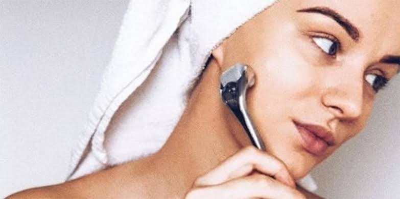 Home microneedling devices