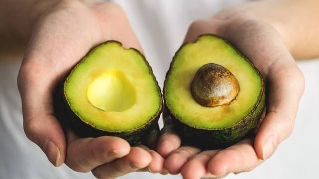 Avocados are high in minerals and vitamins.