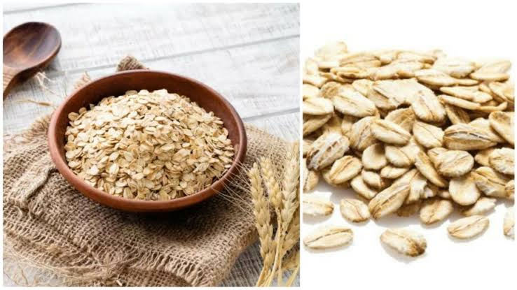 Eating oats can have a variety of health benefits.