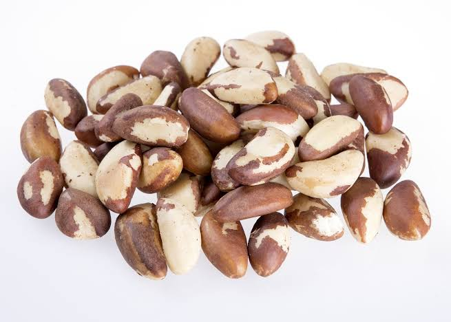 Brazil nuts are a good source of nutrients.