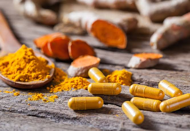 Turmeric for medicinal purposes is available in capsules and tablets.